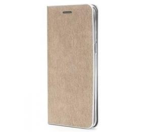 Pouzdro Forcell Luna Book pro Samsung Galaxy S10e zlaté