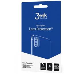 Tvrzené sklo 3mk pro sklo kamery telefonu Apple iPhone 12 Pro (4 ks v balení)