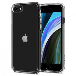 Pouzdro Spigen (ACS00885) Crystal Hybrid pro Apple iPhone 7/8/SE 2020 Clear