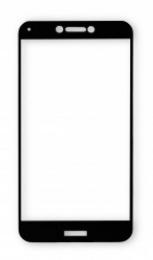 Aligator ochranné sklo 2.5D 9H pro Samsung Galaxy A6+ černé