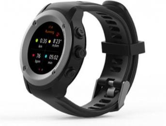Chytré hodinky CUBE1 SPORTWATCH1 černé