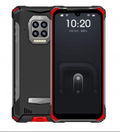Doogee S86 Pro 8GB/128GB Dual SIM (verze s infračerveným teploměrem) Red