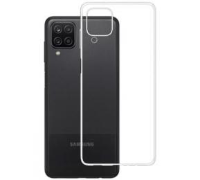 Pouzdro 3mk Clear Case pro Samsung Galaxy M12 čiré