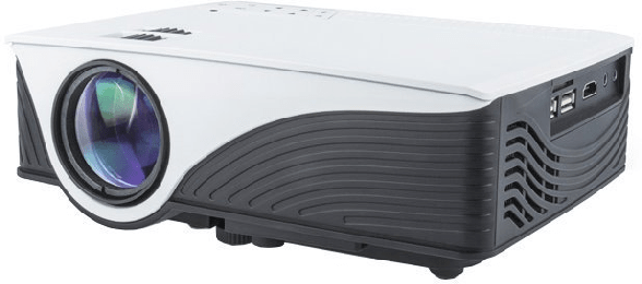 Multimediální LED projektor Forever (MLP-100) Android TV/WiFi