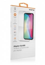Tvrzené sklo Aligator 9H pro Realme C21 čiré