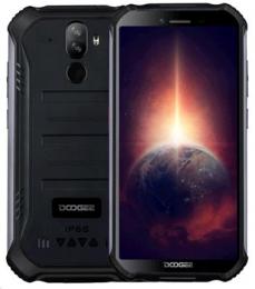 Doogee S40 Pro 4GB/64GB Dual SIM Black