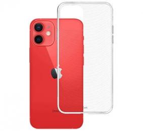 Pouzdro 3mk Armor Case pro Apple iPhone 13 Mini čiré