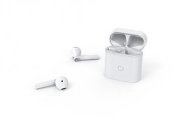 Bezdrátová sluchátka QCY T7 TWS bílá
