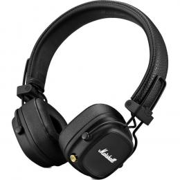 Marshall Major IV Bluetooth Black - rozbaleno