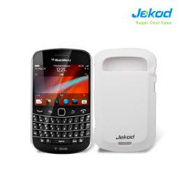 Jekod  TPU ochranné pouzdro White pro BlackBerry 9900