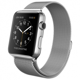 Apple Watch 42mm Milanese Loop