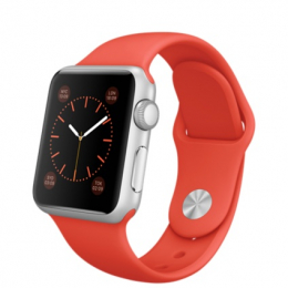Apple Watch Sport 38mm Orange