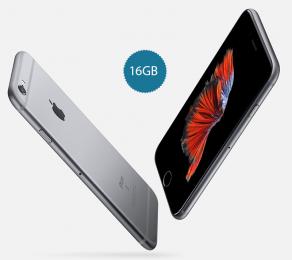 Apple iPhone 6S 16GB Space Grey - speciální nabídka