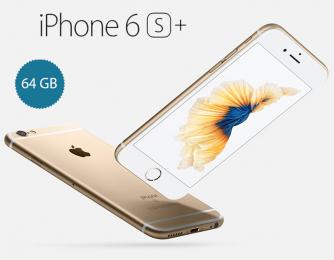Apple iPhone 6S Plus 64GB Gold