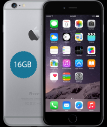 Apple iPhone 6 Plus 16GB Space Grey - vyměněný kus v rámci reklamace