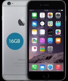 Apple iPhone 6 Plus 16GB Space Grey - vyměněný kus v rámci reklamace