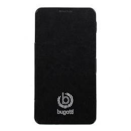 Pouzdro Bugatti Geneva Folio Samsung N9005 Galaxy Note3 černé