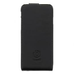 Bugatti Oslo Flip Case Black for Samsung G850 Galaxy Alpha