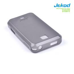 Jekod  TPU ochranné pouzdro Black pro Samsung C6712