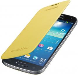 EF-FI919BYE Samsung Flip Pouzdro pro Galaxy S IVmini (i9195) Yellow