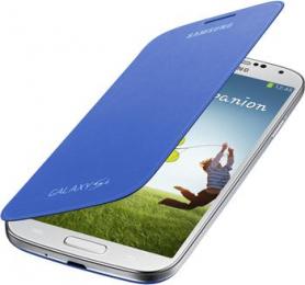 EF-FI950BLE Samsung Flip Pouzdro pro Galaxy S IV (i9500) Rigel Blue