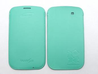 EFC-1G6LGE Samsung Pouzdro pro Galaxy S III i9300 Green
