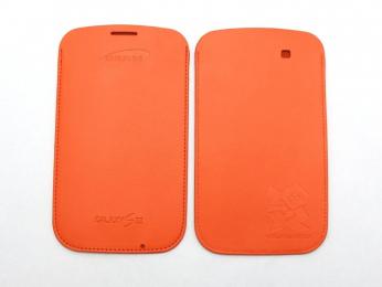 EFC-1G6LOE Samsung Pouzdro pro Galaxy S III i9300 Orange