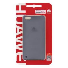 Huawei Original Protective Pouzdro 0.8mm Dark Grey pro P8 Lite