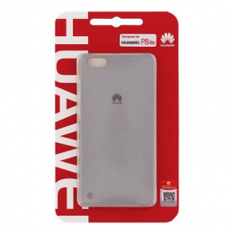 Huawei Original Protective Pouzdro 0.8mm Light Grey pro P8 Lite
