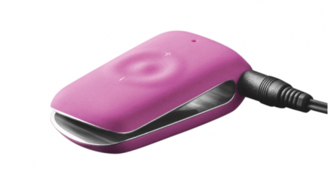 Jabra Bluetooth Stereo Headset Clipper Pink
