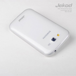 JEKOD TPU Samsung i9082 Galaxy Grand Duos White