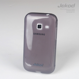 Jekod TPU pouzdro Black pro Samsung Galaxy Ace Duos