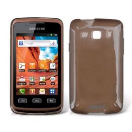 Jekod TPU pouzdro Black pro Samsung Galaxy Xcover S5690
