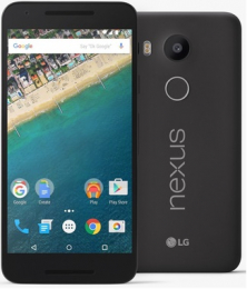 LG Nexus 5X H791 16GB Black