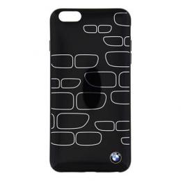 Pouzdro BMW Kidney iPhone 6 Plus stříbrné
