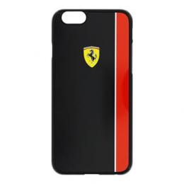Pouzdro Ferrari Scuderia Hard Case iPhone 6/6S červené