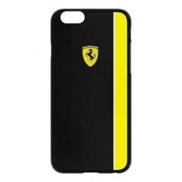 Pouzdro Ferrari Scuderia Hard Case iPhone 6/6S žluté