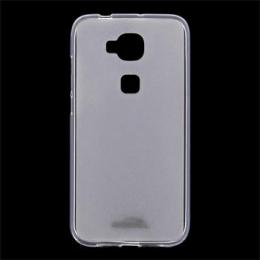 Pouzdro Kisswill TPU Huawei G8 bílé