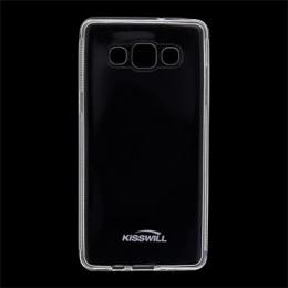 Pouzdro Kisswill TPU Samsung A500 Galaxy A5 bílé