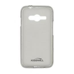 Pouzdro Kisswill TPU Samsung G318 Galaxy Trend 2 černé