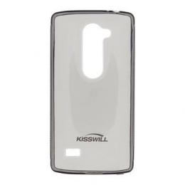 Pouzdro Kisswill TPU pro LG H420 Spirit černé