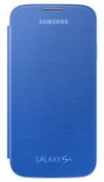 Samsung EF-FI950BCEG Blue flip pouzdro Galaxy S4