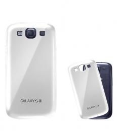 TPUSMGS3W Samsung Original TPU Pouzdro pro i9300 White