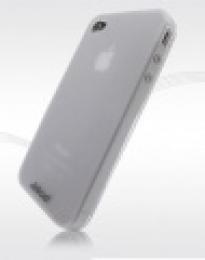 Jekod TPU Ochranné pouzdro White pro iPhone 4S
