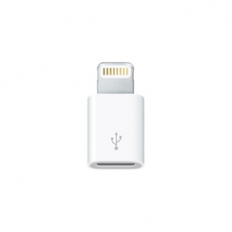 Apple Lightnig -> MicroUSB redukce MD820ZM/A