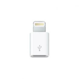 Apple Lightnig -> MicroUSB redukce MD820ZM/A
