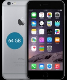 Apple iPhone 6 Plus 64GB Space Grey - vybalený kus