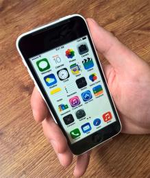 Apple iPhone 5C 16GB White Repasovaný telefon, záruka 12 měsíců