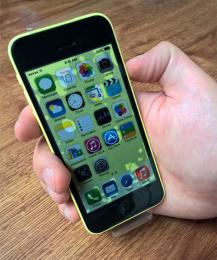 Apple iPhone 5C 16GB Yellow Repasovaný telefon, záruka 12 měsíců