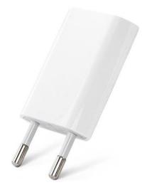 iPhone MD813ZM Original Cestovní USB nabíječka 5w